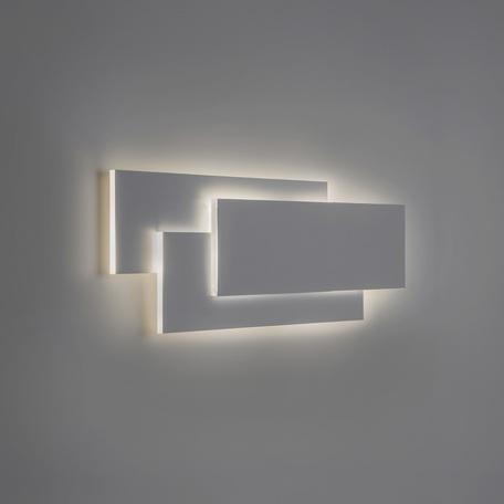 Настенный светодиодный светильник Astro Edge 1352006 (7805), LED 14,7W 2700K 425.6lm CRI80, белый, металл