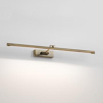 Настенный светодиодный светильник для подсветки картин Astro Goya 1115013 (7941), LED 12,6W 2700K 652.2lm CRI80, бронза, металл