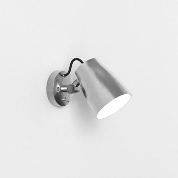 Настенный светильник с регулировкой направления света Astro Atelier 1224011 (7500), 1xE27x28W, алюминий, металл