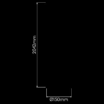 Схема с размерами Astro 1224017