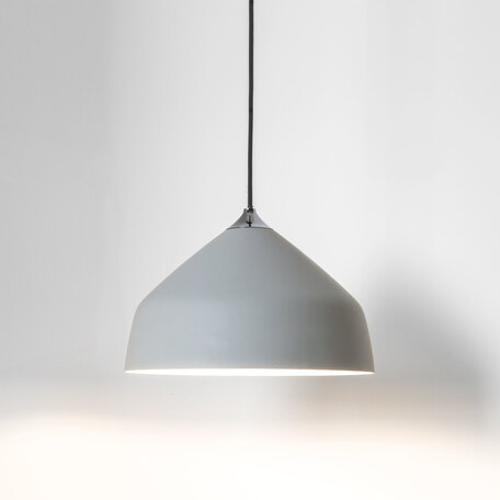 Подвесной светильник Astro Ginestra 1361003 (7520), 1xE27x42W, серый, металл