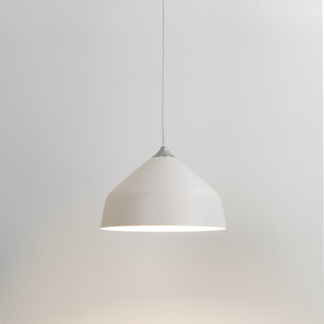 Подвесной светильник Astro Ginestra 1361011 (7810), 1xE27x42W, белый, металл - миниатюра 1