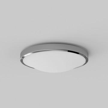 Потолочный светодиодный светильник Astro Osaka LED 1061009 (7831), IP44, LED 16W 2700K 1048lm CRI>80, хром, металл с пластиком, пластик - миниатюра 2