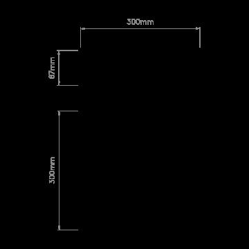 Схема с размерами Astro 1121081