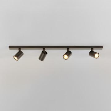 Потолочный светильник с регулировкой направления света Astro Ascoli 1286008 (7844), 4xGU10x50W, бронза, металл