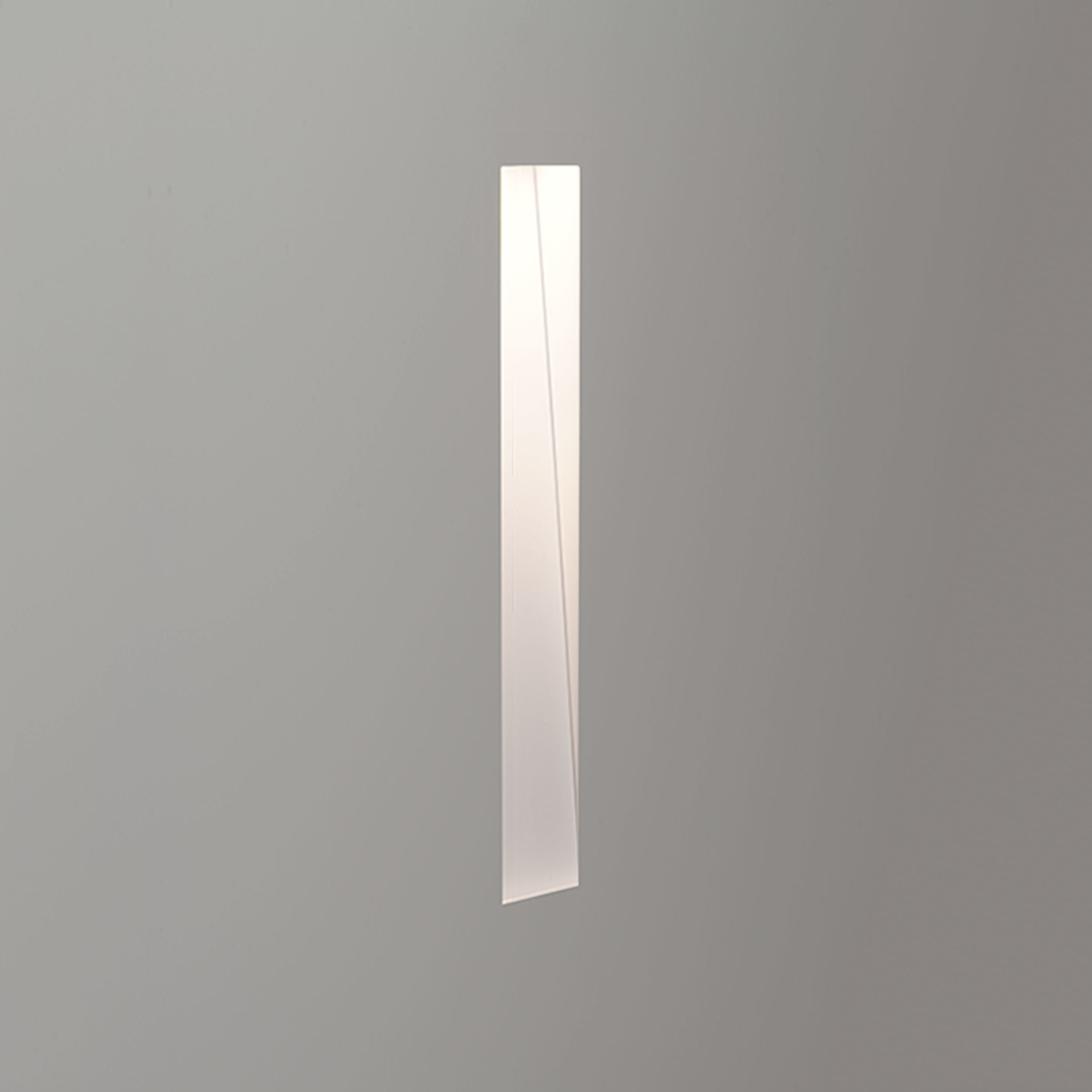 Встраиваемый настенный светодиодный светильник Astro Borgo Trimless 1212038 (7567), LED 2W 3000K 56lm CRI80, белый, металл - фото 1
