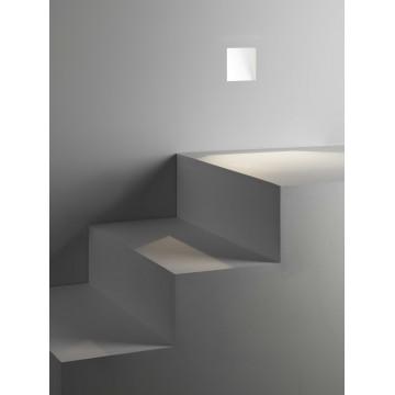Встраиваемый настенный светодиодный светильник Astro Borgo Trimless 1212041 (7841), 3000K (теплый), белый, металл - миниатюра 2