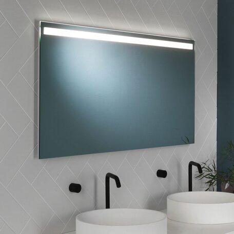 Зеркало со светодиодной подсветкой Astro Avlon 1359002 (7519), IP44, LED 13,7W 3000K CRI80, зеркальный, металл