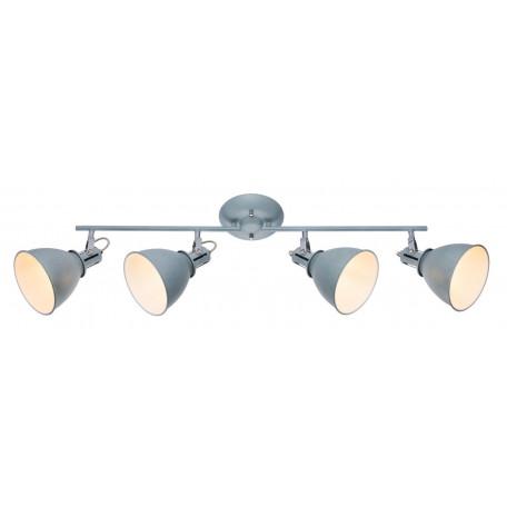 Потолочный светильник с регулировкой направления света Globo Jonas 54646-4, 4xE14x40W, металл