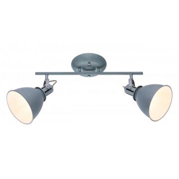 Потолочный светильник с регулировкой направления света Globo Jonas 54646-2, 2xE14x40W, металл