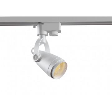 Светильник для шинной системы Maytoni Track TR001-1-GU10-W, 1xGU10x50W, белый, металл