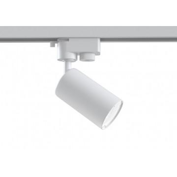 Светильник для шинной системы Maytoni Track TR002-1-GU10-W, 1xGU10x50W, белый, металл