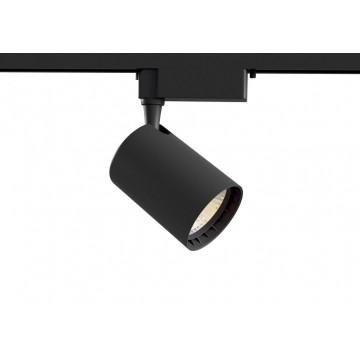 Светодиодный светильник для шинной системы Maytoni Track TR003-1-17W3K-B, LED 17W 3000K 1200lm CRI80, черный, металл