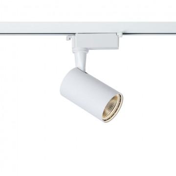 Светодиодный светильник для шинной системы Maytoni Track TR003-1-6W3K-W, LED 6W 3000K 450lm CRI80, белый, металл