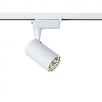 Светодиодный светильник для шинной системы Maytoni Track TR003-1-6W4K-W, LED 6W, 4000K (дневной), белый, металл