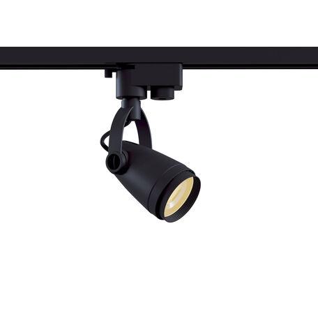 Светильник Maytoni Celo TR001-1-GU10-B, 1xGU10x50W, черный, металл