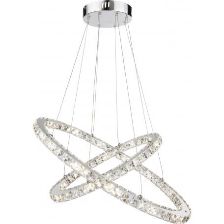Подвесной светодиодный светильник Globo Marilyn I 67038-48A, LED 48W 4000K, металл, пластик