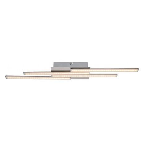 Потолочный светодиодный светильник Globo Artax 67003-14, LED 14W 3000K, металл, металл с пластиком
