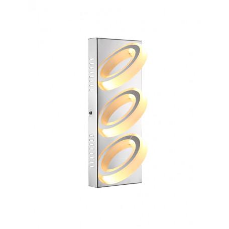 Потолочный светодиодный светильник Globo Mangue 67062-3 3000K (теплый), металл, пластик