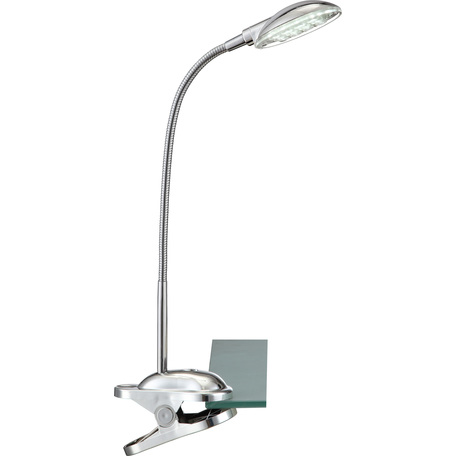 Светодиодный светильник на прищепке Globo Et I 58371K, LED 0,72W 6400K, металл