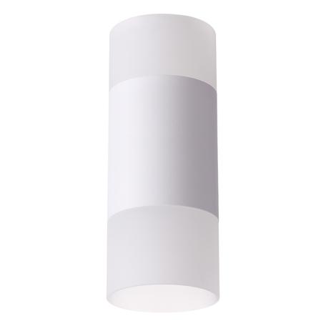 Потолочный светодиодный светильник Novotech Over Elina 358318, LED 10W 4000K 750lm, белый, металл с пластиком
