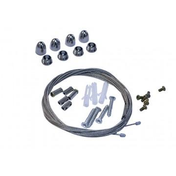 Набор для подвесного монтажа светильника Donolux Suspension kit DL18013