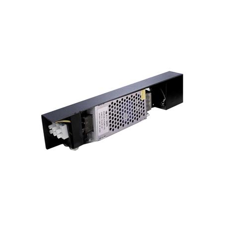 Подвод питания для магнитной системы Donolux Magic Track DLM Magnetic Driver 100W Black
