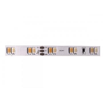 Светодиодная лента Donolux DL-18289/W+WW-24-112 24V диммируемая