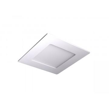 Встраиваемая светодиодная панель Donolux City DL18454/12W White SQ Dim, LED 12W, 3000K (теплый)