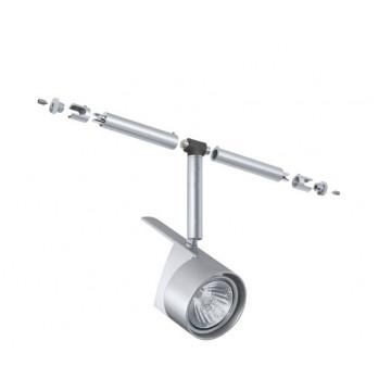 Светильник с регулировкой направления света для тросовой или рельсовой системы Paulmann EasyPower 94044, 1xGU5.3x50W, металл