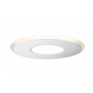 Встраиваемый светодиодный светильник Paulmann Special Line Deco UpDownlight 93768, IP44, LED 1W, сталь, металл с пластиком