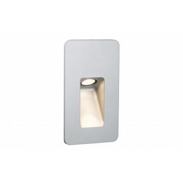 Встраиваемый настенный светодиодный светильник Paulmann Slot LED 93826, IP44