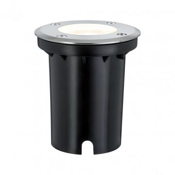 Встраиваемый в уличное покрытие светодиодный светильник Paulmann Floor LED 93992, IP67, LED, сталь