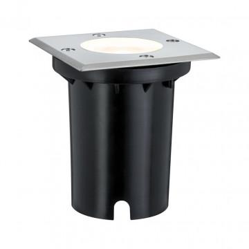 Встраиваемый в уличное покрытие светодиодный светильник Paulmann Floor LED 93993, IP67, LED, сталь