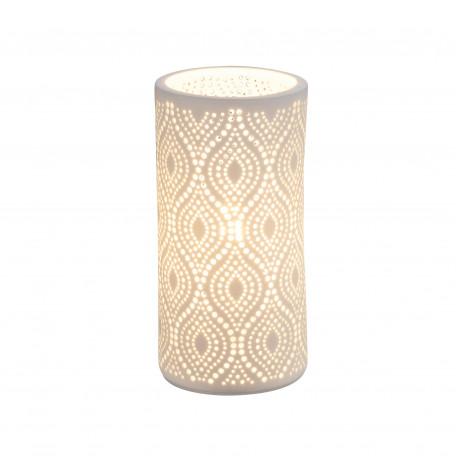 Настольная лампа Globo Cendres 15917T, 1xE14x25W, керамика