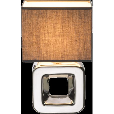 Настольная лампа Globo Kilauea 21603, 1xE14x40W, керамика, текстиль