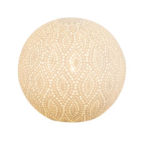 Настольная лампа Globo Askja 22801, 1xE14x25W, керамика