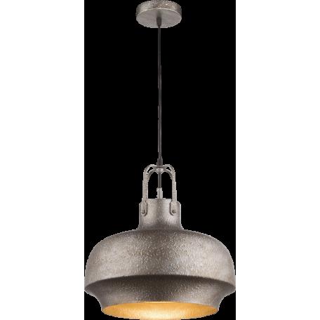 Подвесной светильник Globo Milo 15016R, 1xE27x40W, металл