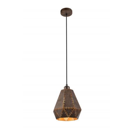Подвесной светильник Globo Ruby 15276, 1xE27x60W, металл