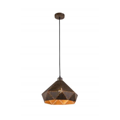 Подвесной светильник Globo Ruby 15277, 1xE27x60W, металл