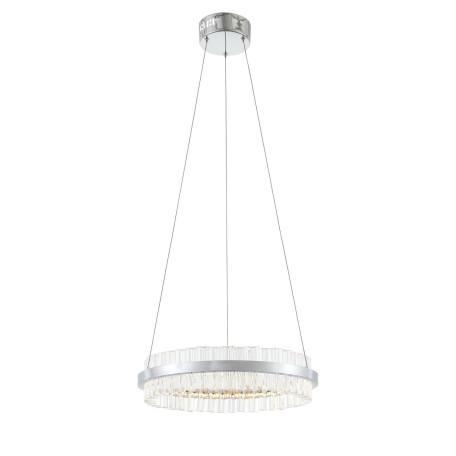 Подвесной светодиодный светильник ST Luce Cherio SL383.103.01, LED 34W 4000K, металл