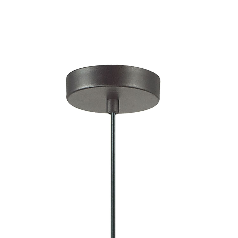 Подвесной светильник Favourite Turnover 1947-1P, 1xE27x60W, черный, металл - фото 2