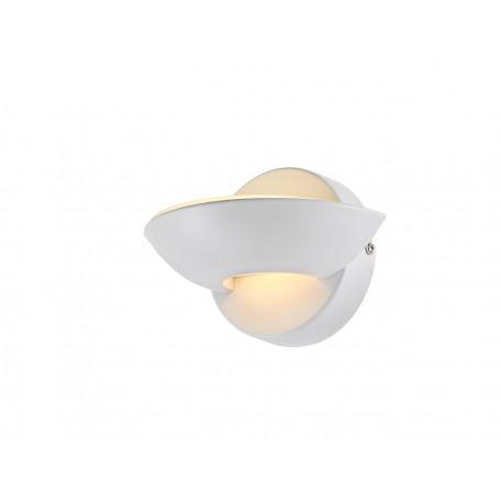 Настенный светодиодный светильник Globo Sammy 76003, LED 3W 3000K, металл