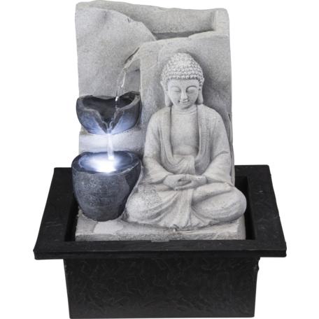 Фонтан с подсветкой Globo Albert 93019, LED 0,13W RGB, пластик