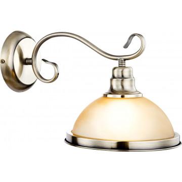 Подвесной светильник Globo Sassari 6905, 1xE27x60W, металл, стекло - миниатюра 3