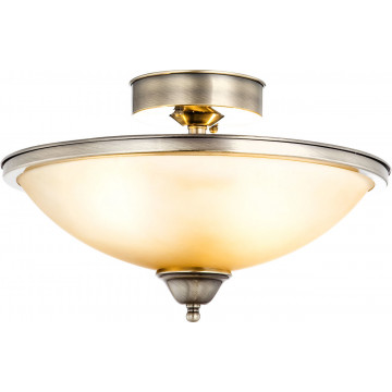 Подвесной светильник Globo Sassari 6905, 1xE27x60W, металл, стекло - миниатюра 5