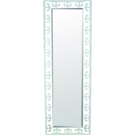 Зеркало со светодиодной подсветкой Globo Sanchez 84015, IP44, зеркало, металл