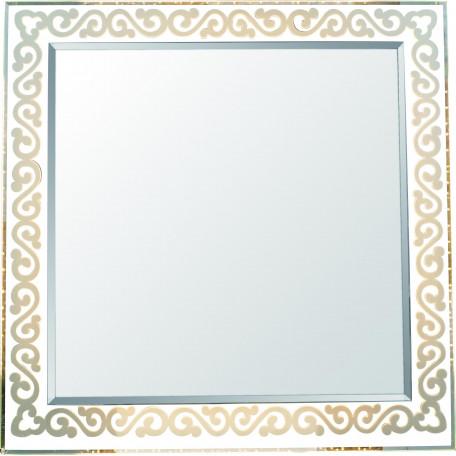 Зеркало со светодиодной подсветкой Globo Sanchez 84016, IP44, зеркало, металл