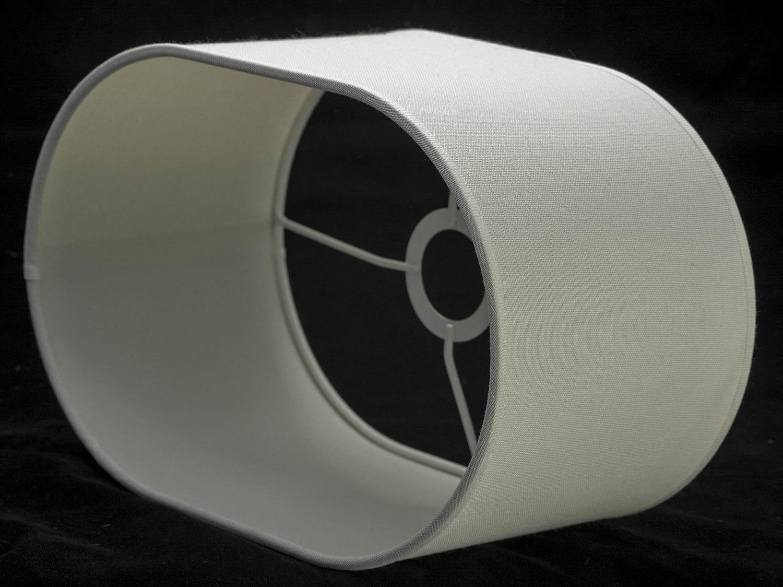 Настольная лампа Lussole Loft Nulvi LSF-2114-01, IP21, 1xE27x60W, коричневый, белый, дерево, текстиль - фото 6