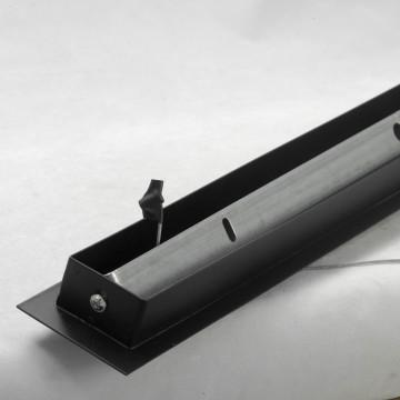 Подвесной светильник Lussole Loft Lente LSC-2503-03, IP21, 3xE14x40W, черный, белый, металл, стекло - миниатюра 8